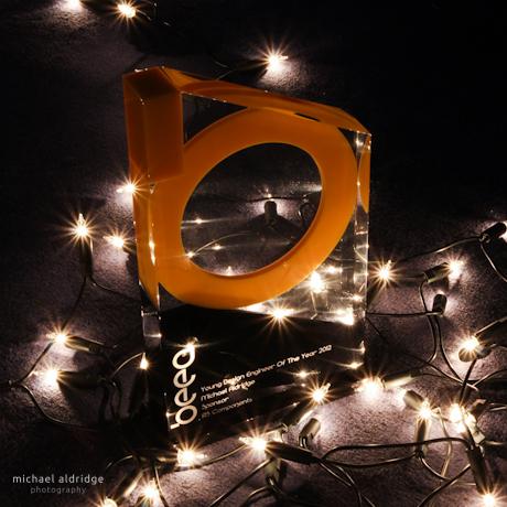 BEEAs Award Young Design Engineer of the Year -  Michael Aldridge