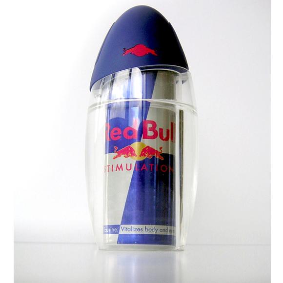 4c's Red Bull Bottle
