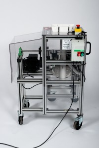 Abomasum Slicing Machine