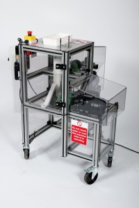 Abomasum Slicing Machine