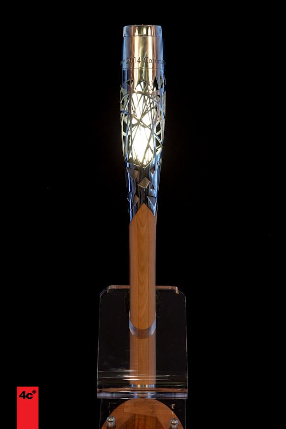 Queen's Baton 2014