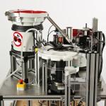 Moredun Bottling Machine