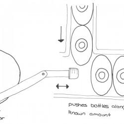 Concept Sketch - actuator