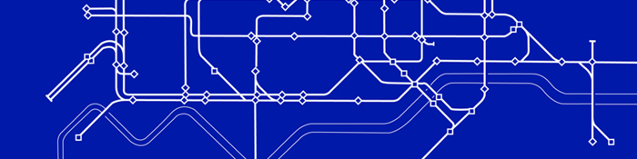 Classic Design: London Underground Map