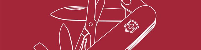 Classic Design: Swiss Army Knife