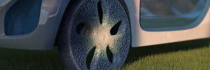 Michelin's Futuristic Airless Tire