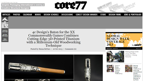 4c Design on Core77