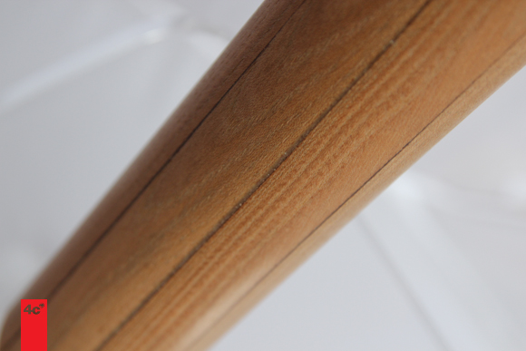 The Elm Wood handle for the Queen