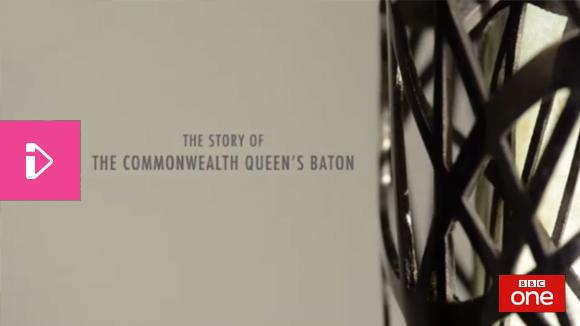 Designing the 2014 Commonwealth Queen